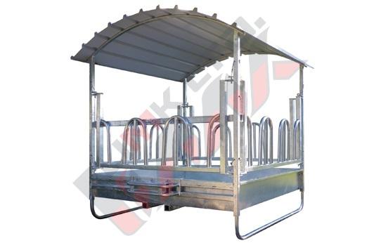 Пасищна хранилка с покрив PH-2