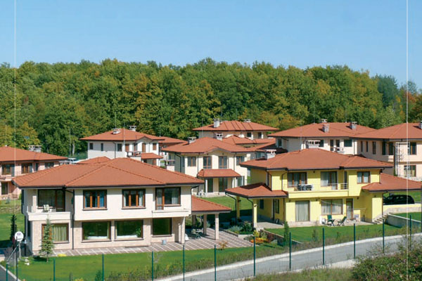 Neighborhood Prolet - city of Gabrovo