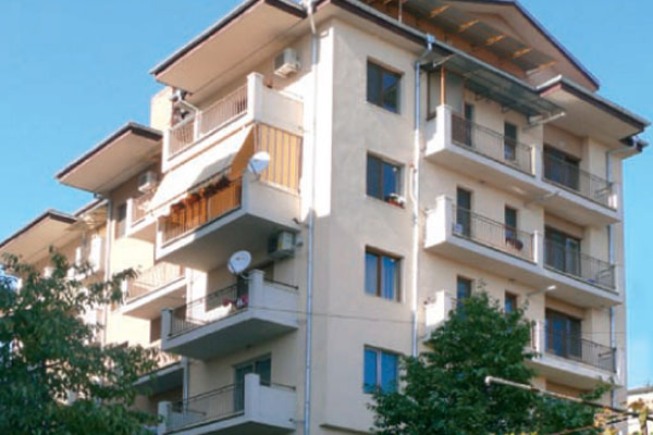 Dwelling Building - city of Veliko Tarnovo