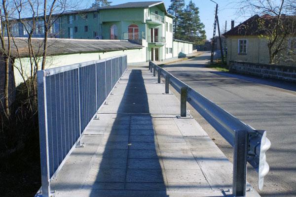 Железобетонен мост - с. Ряховците