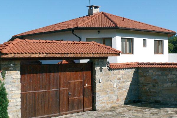 Еднофамилна къща - гр. Севлиево