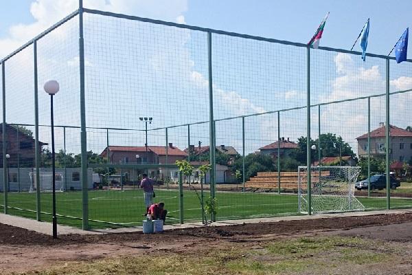 Футболно игрище - с. Мусачево