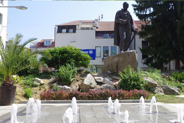 Детска площадка - ул. С. Врачански - гр. Габрово