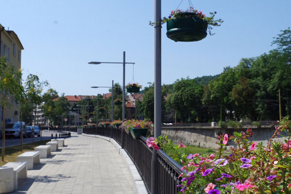 Reconstruction of S. Vrachanski Street - city of Gabrovo
