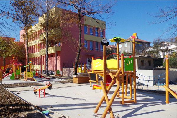 Детска градина Перуника - гр. Габрово